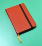 Monsieur Notebook Leather Journal - Tan Sketch Small A6