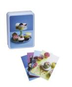 Lola Cupcakes Tinned Notecards