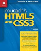 Murach's HTML5 & CSS3