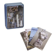 Shabby Chic Inspirations Tinned Notecards