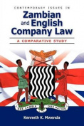 Contemporary Issues in Zambian and English Company Law