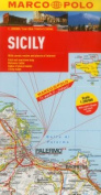 Sicily Marco Polo Map