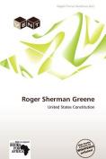 Roger Sherman Greene