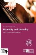 Otonality and Utonality
