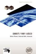 (8807) 1981 Ud23