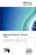 Pennsylvania Route 772