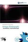 Anlage (P Dagogik) [GER]