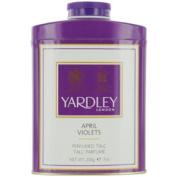 April Violets Pefrumed Talc, 200g/210ml