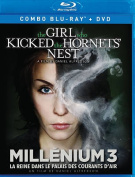 The Girl Who Kicked the Hornet's Nest [Region 1] [Blu-ray]