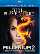 The Girl Who Played with Fire [Region 1] [Blu-ray]