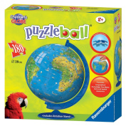 Ravensburger Puzzleball - Children's Globe with Base Stand
