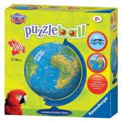 Ravensburger Puzzleball - Children's Globe with Base Stand