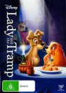 Lady and the Tramp [Region 4]
