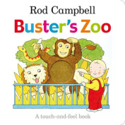 Buster's Zoo [Board book]