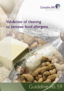 Validation of Cleaning to Remove Allergens