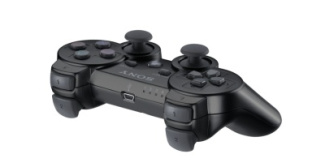 Genuine Wireless Dualshock 3 Controller Black