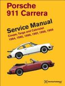 Porsche 911 Carrera Service Manual