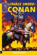 The Savage Sword of Conan, Volume 11