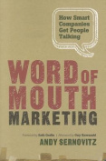 Word of Mouth Marketing