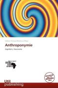 Anthroponymie [GER]