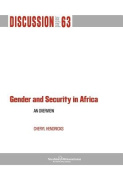 Gender and Security in Africa