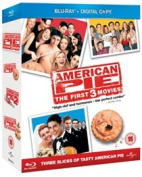 American Pie: The Threesome [Region 2] [Blu-ray]
