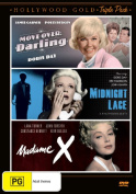 Move Over Darling/Midnight Lace/Madame X [Region 4]