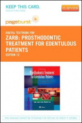 Prosthodontic Treatment for Edentulous Patients - Pageburst Digital Book (Retail Access Card)