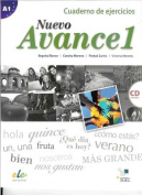 Nuevo Avance 1 Exercises Book + CD A1 [Spanish]