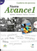 Nuevo Avance 1 Exercises Book + CD A1 [Spanish]