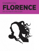 Florence (Crumpled City Map)