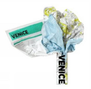 Venice (Crumpled City Map)