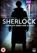 Sherlock: Series 1 and 2 [Region 2]