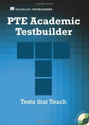 PTE Academic Testbuilder Student Book with Audio CDs