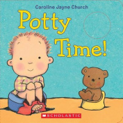 Potty Time! [Board Book]
