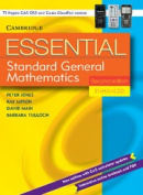 Essential Standard General Maths Second Edition Enhanced TIN/CP Version Interactive Textbook
