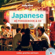 Japanese Phrasebook and Audio CD
