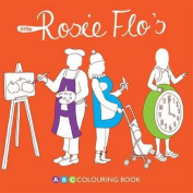 Little Rosie Flo's ABC Colouring Book