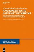 Fachspezifische Internetrecherche [GER]