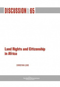 Land Rights and Citizenship in Africa