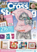 The World of Cross Stitching (UK) - 1 year subscription - 13 issues