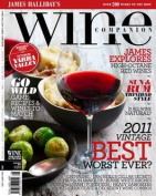 James Hallidays Wine Companion Magazine - 1 year subscription - 6 issues