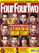 FourFourTwo (UK) - 1 year subscription - 12 issues