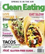 Clean Eating - 1 year subscription - 6 issues