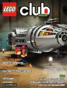 LEGO Club Magazine - 1 year subscription - 4 issues