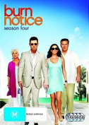 Burn Notice: Season 4 [Region 4]