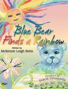 Blue Bear Finds a Rainbow