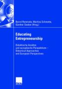 Educating Entrepreneurship