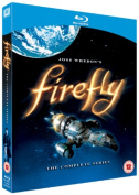 Firefly - The Complete Series [Regions 2,4] [Blu-ray]