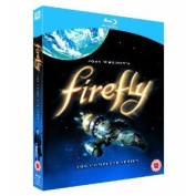 Firefly: The Complete Series [Region 2] [Blu-ray]